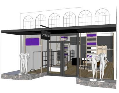 Luxury Yoga Line Opens First Store In Mill Valley San Francisco Business Times