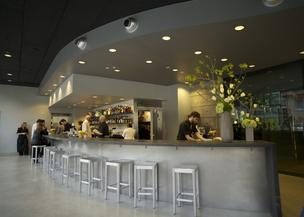 South, Charles Phan's newest restaurant in the SFJAZZ center.