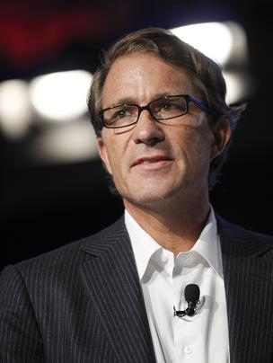 Federated Media Publishing co-founder and CEO John Battelle.