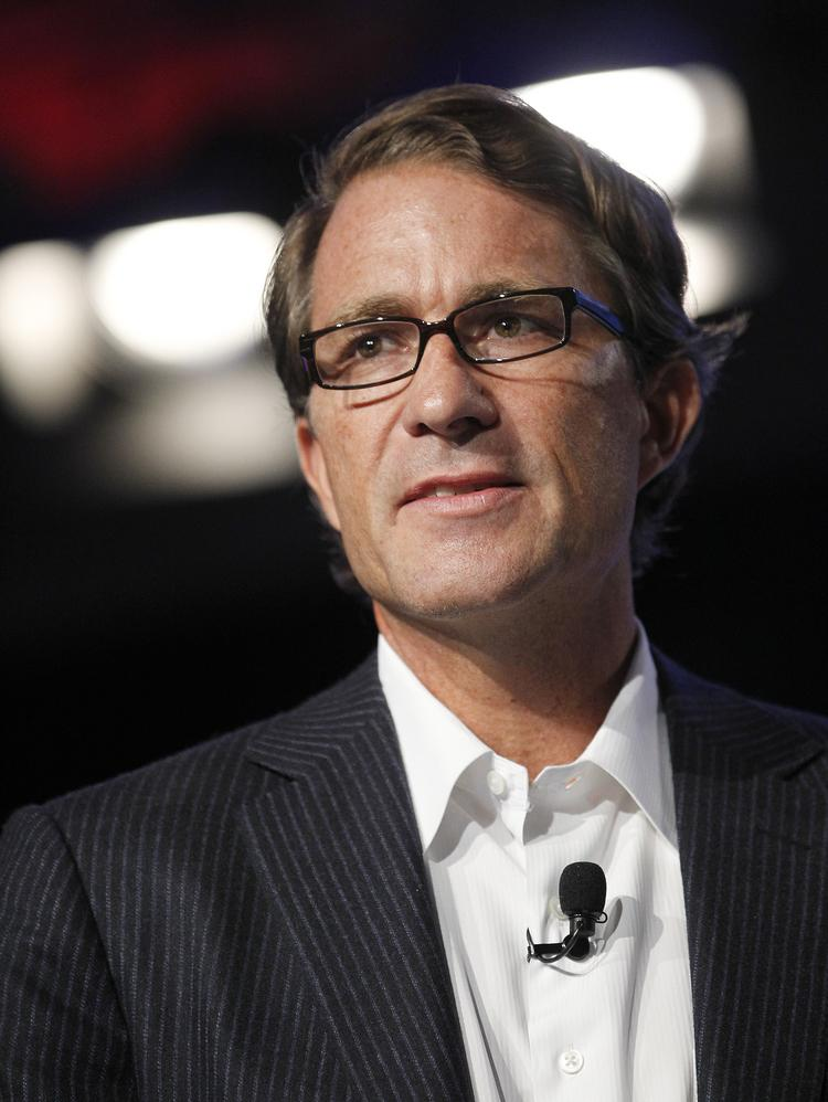 John Battelle, co-founder, CEO and executive chairman of Federated Media Publishing.