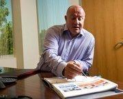 Roche Molecular Diagnostics CEO Paul Brown.
