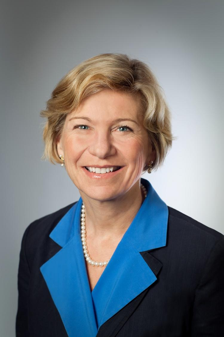 One in five San Francisco jobs are tied to health care, UCSF Chancellor Susan Desmond-Hellmann said in a video shown Wednesday at the San Francisco Chamber of Commerce's ForecastSF event.