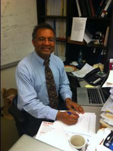 Vishwanath Lingappa is the co-CEO of Prosetta Antiviral Inc.