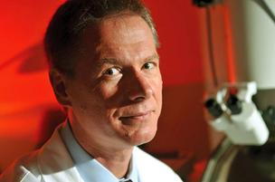 Gladstone's Dr. Lennart Mucke: Deal could help translate Alzheimer's research into a treatment.