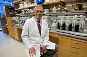 "UCSF geneticist Dr. Robert Nussbaum: Seeking ""solid information."""