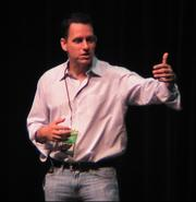 Peter Thiel, early Facebook investor and board member $900,000 to Endorse Liberty, a PAC supporting Republican Texas Congressman Ron Paul's presidential bid.  $10,000 to the Republican Party of Cuyahoga County  $5,000 to Ohio Treasurer Josh Mandel, who's running as a Republican for the U.S. Senate seat of Democrat Sherrod Brown.  $7,400 to former Texas Solicitor General Ted Cruz, a Republican running to succeed Sen. Kay Bailey Hutchison (R-Texas).  $5,000 to Republican businessman Randy Altschuler, who's running to unseat Democratic incumbent Tim Bishop from his House seat for New York's 1st Congressional District (Eastern Long Island).  $4,800 to Orrin Hatch.