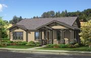 This rendering shows another house type that will be part of Pulte Homes' Orinda Grove development.