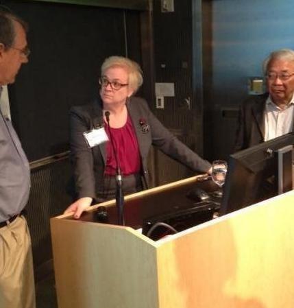 "NIH's Sally Rockey: A budget battle-induced shudown means ""we basically go dark."""