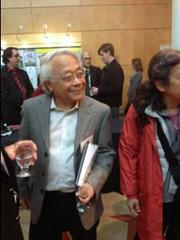 UCSF Vice Chancellor for Research Keith Yamamoto.