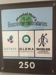 Bioscience Laboratories' 6,000 square feet now holds a dozen companies.