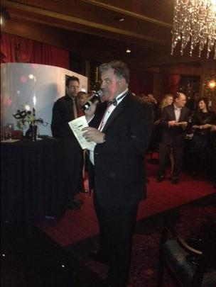 Emil Kakkis, founder of orphan drug developer Ultragenyx Inc. and the Kakkis EveryLife Foundation, helped kick off the week of the J.P. Morgan Healthcare Conference with the foundation's fundraiser at the Starlight Room in the Sir Francis Drake Hotel.