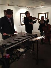 The Canaan Partners event after the first day of the J.P. Morgan Healthcare Conference had a jazzy feel.