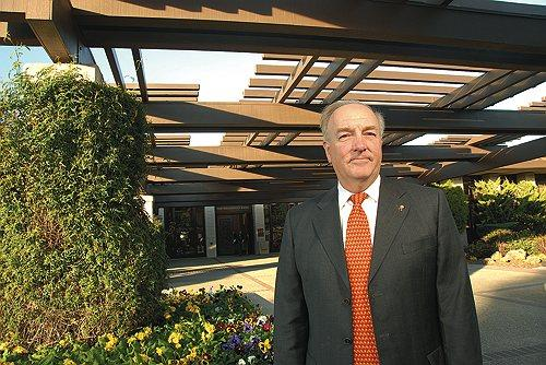 Mechanics Bank President and CEO Steve Buster will leave the bank at year-end.