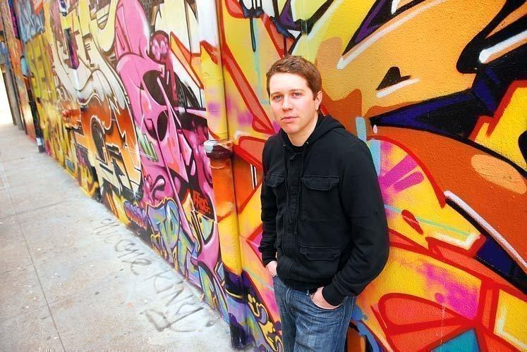 StumbleUpon cofounder and CEO Garrett Camp.