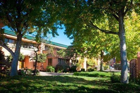 Berkeley Repertory's new campus in West Berkeley.