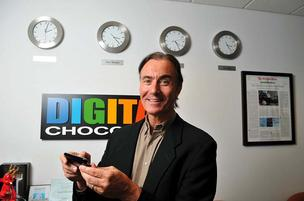 Trip Hawkins, founder and former CEO of Digital Chocolate Inc.