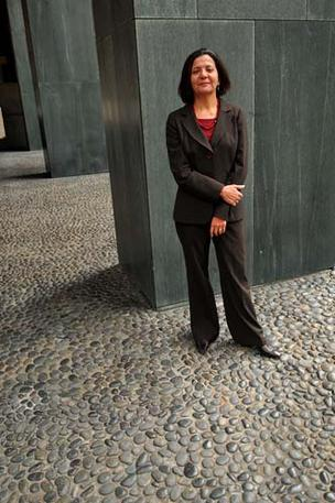 San Francisco Foundation CEO Sandra Hernandez.