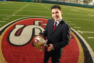 Niners CEO Jed York said a major naming rights deal is important for the club's planned stadium in Santa Clara.
