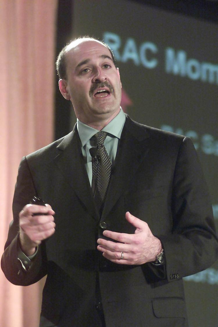 Keith Block, Salesforce.com's new president and vice chairman.
