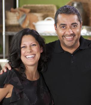 Michael Mina has partnered with friend Tanya Melillo to create online media company Cook Taste Eat.