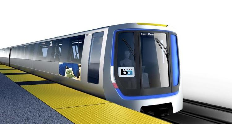 New BART cars are coming - at last!