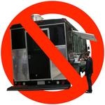 Food trucks banned from America's Cup events