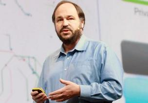 VMware CEO Paul Maritz is being replaced by EMC President  and Chief Operating Officer Pat Gelsinger, a former long-time Intel  executive.