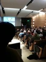 QB3 celebrated its 10-year anniversary with a symposium Wednesday that featured former Gov. Gray Davis, current Lt. Gov. Gavin Newsom and Deloitte Consulting's Christie Smith.