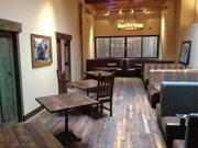 The MacNiven brother drew inspiration for their new restaurant, West of Pecos, from rustic restaurants in Santa Fe.