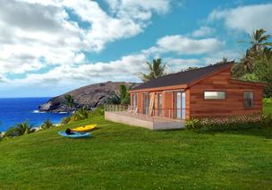 Blu Homes, based in San Francisco and Massachusetts, is now selling homes in Hawaii.