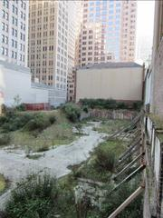 Lincoln Properties owns this office site at 350 Bush St. Will they ever build it?