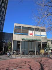 Archstone has approvals to build a second Fox Plaza tower where the Starbucks is.