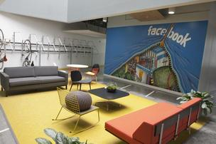 See how Bay Area firms are breaking the mold for corporate campuses