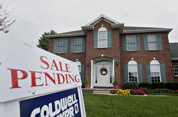 Baltimore-area home sales grew 15 percent in January.