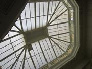 Light atrium at the YMCA