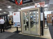 Attendees can touch and feel hundreds of products on display at PCBC. It's a contractor's playground.
