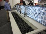 Manufacturers use PCBC to show off their latest and greatest designs in housing materials and supplies.