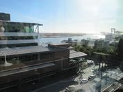 The Bond neighbors the Jack London Market building with fully-occupied office space and vacant retail space. Views feature the waterfront, the Oakland estuary, and Alameda.