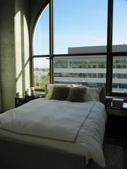 This unit has views of the redeveloped areas of Jack London Square.