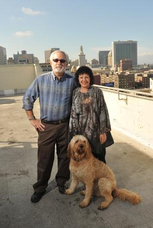Mitch Kapor and Frieda Kapor Klein, who run the Kapor Center, are among the tenants that have moved to 2201 Broadway in Oakland.