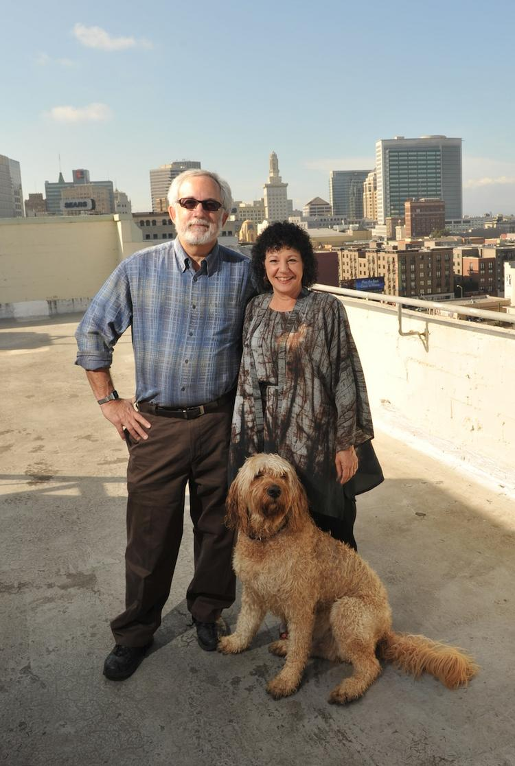Founder and funder Mitch Kapor, shown here with his wife Freada Kapor Klein, has written to the SEC warning that its proposed fundraising rules could be a disaster for small business and startups.