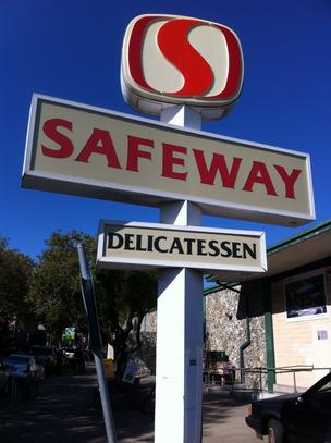 Safeway's home-delivery business is booming.
