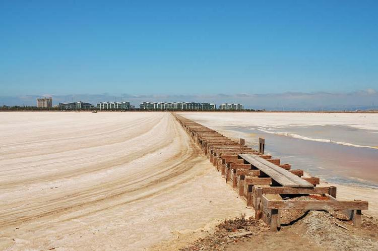 Bruno's departure makes it less likely the already troubled Saltworks project will go forward.