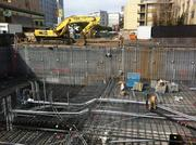 Angelo Sangiacomo has started work on the 417-unit second phase of Trinity Place in San Francisco's Mid-Market.