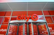 A doorway at the new CityTarget in the Metreon inSan Francisco.