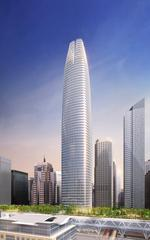 Boston Properties partners with Hines on Transbay Tower