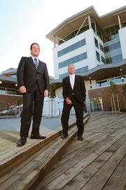 Jim Ellis of Ellis Partners and Jim Falaschi of Transbay Holdings were the original developers of the Jack London Square redevelopment project. DivcoWest became the majority owner at the end of 2010.