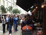 San Francisco bars and restaurants cheer Giants' win