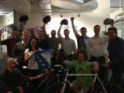 Recurrent Energy rocks Bike to Work Day.