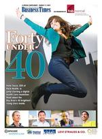 Business Times names 40 Under 40 for 2013